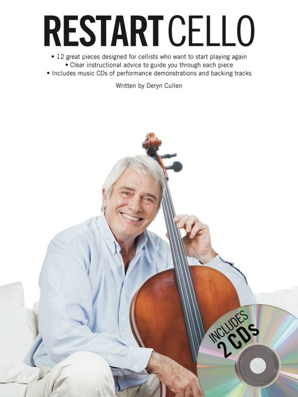 Restart Cello - Deryn Cullen